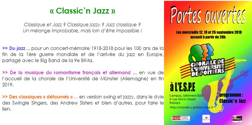 Classic'n'jazz